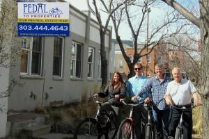 2016 P2P agents on bikes.2